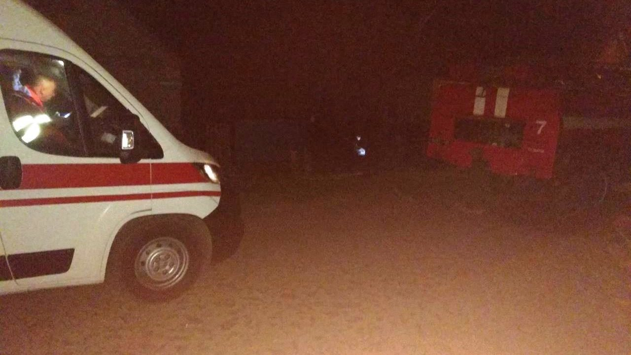 В Запорожской области в пожаре погибли два человека, - ФОТО