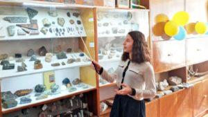 В Запорожской области открыли школьный краеведческий музей