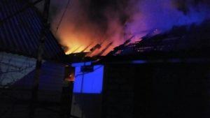 В Запоріжжі ледве не згорів будинок, — ФОТО