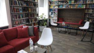 У Запоріжжі дві міські бібліотеки перетворили в сучасний публічний простір, – ФОТО