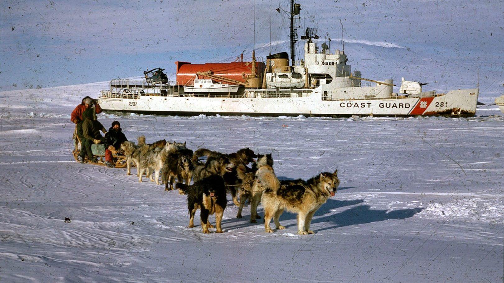 Запоріжець опублікував фотознімки антарктичної експедиції США 80-х років