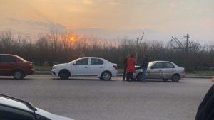 Патрульная полиция рассказала подробности тройного ДТП на мосту Преображенского, — ФОТО