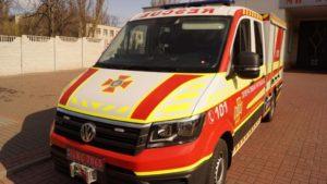 Запорізькі рятувальники отримали нову спецтехніку, – ФОТО