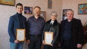 В запорожской полиции отметили волонтеров и благотворителей, помогающих ведомству, — ФОТО
