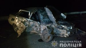 На запорожской трассе 19-летний водитель-наркоман устроил смертельное ДТП