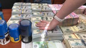 В Запорожье за отмывание налогов организаторша конвертцентра отбыла мнимый срок