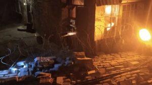Взрыва не было: стала известна причина падения стены на запорожском заводе, — ФОТО