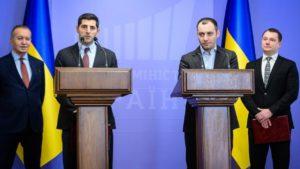 Достроят за два года: в Киеве подписали договор с Onur на достройку мостов в Запорожье