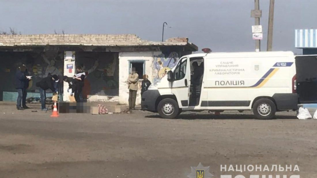 На Запоріжжі біля магазину до смерті побили хлопця, – ФОТО