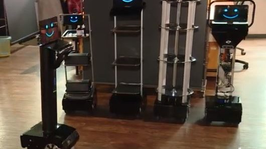 В Запорожье изобрели роботов с искусственным интеллектом, — ВИДЕО