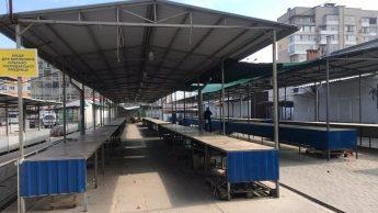В Запорожской области завтра откроют рынки