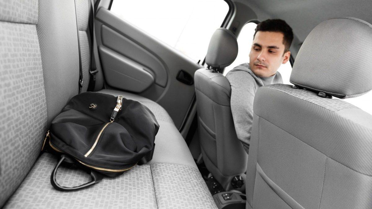 Запорожцы в числе самых забывчивых в такси