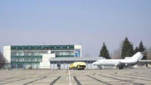 Запорізький аеропорт покращив лютневі показники на 36% у порівнянні з минулим роком