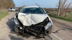 Під Запоріжжям п'яний водій влаштував смертельну ДТП: загинула людина, ще троє – у лікарні, – ФОТО
