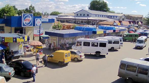 В двох містах Запорізької області риночникам дозволили торгувати