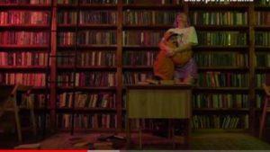 Колоритний комік із Запорізької області зняв музичний кліп, — ВІДЕО