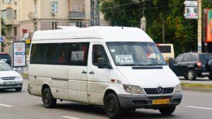 В Запорожье не будут повышать стоимость проезда по требованию перевозчиков – из-за карантина и ограничения количества пассажиров