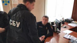 В Запорожье спасатель требовал взятки у бизнеса: обещал не замечать нарушения пожарной безопасности, – ФОТО
