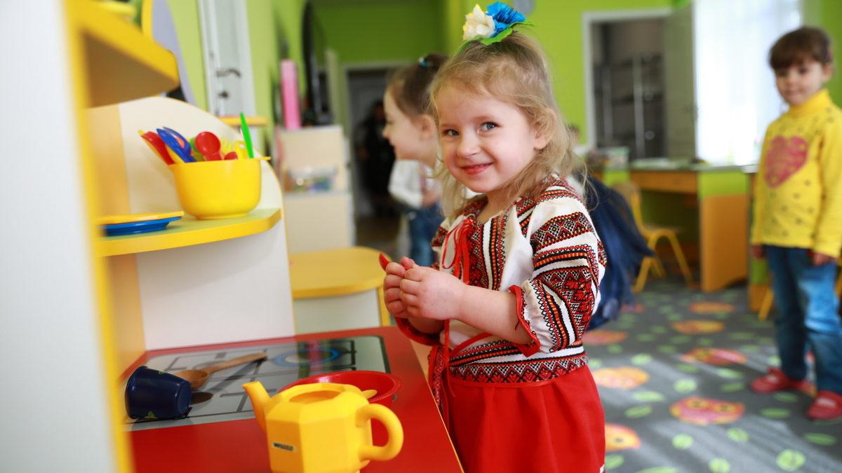 Под Запорожьем после капитальной реконструкции открыли детский сад, – ФОТО