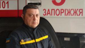 Пример для подражания: запорожский спасатель в свой выходной потушил пожар у соседки, – ФОТО