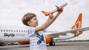 Український лоукостер запускає промотаріфи на авіарейси до Праги та Тель-Авіву із Запоріжжя