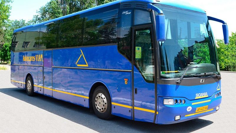 Завтра на Запоріжжі припиняють рух автобусів та поїздів між населеними пунктами