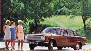 В Запорожье владельцы автомобилей «Волга» устроят флешмоб к 8 марта