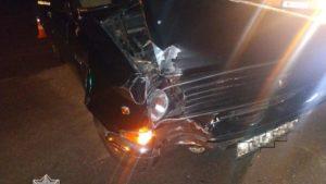 В Запоріжжі водійка напідпитку врізалася в електроопору, — ФОТО