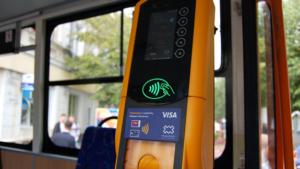 Петиція про введення безконтактної оплати в транспорті Запоріжжя набрала потрібну кількість підписів