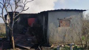 В Запорізькій області в пожежі загинув чоловік: правоохоронцям доведеться з'ясовувати особу
