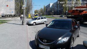 В Запоріжжі інспектори з паркування