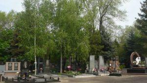 В період карантину кладовища в Запоріжжі та області не будуть закриватись для відвідувань