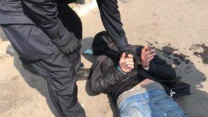 В Запоріжжі правоохоронці затримали чергового розповсюджувача метадону