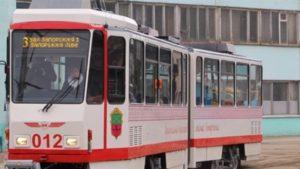 Увага: в Запоріжжі тимчасово обмежать рух трамваю №3