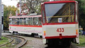 Вниманию запорожцев: временные изменения в движении популярного трамвайного маршрута