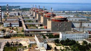 Запорожская АЭС будет временно работать без одного энергоблока