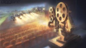 Для запорожцев устроят кинопоказ на стене дома, — ФОТОФАКТ