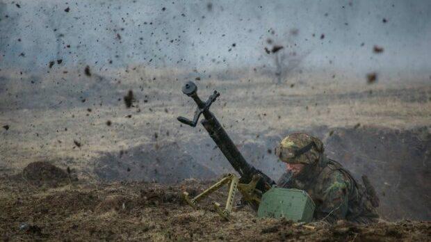 На Донбассе был тяжело ранен доброволец из Запорожья