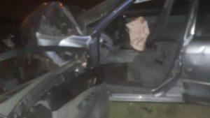 В Запоріжжі сталась ДТП: водія затисло в автомобілі, — ФОТО