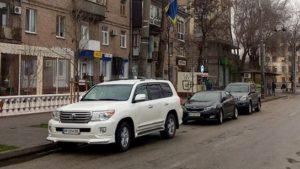 Запорожский водитель не смог оспорить штраф инспекции по парковке в суде