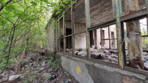Заброшенный детский сад в центре Запорожья стал приютом для наркоманов и бездомных, – ФОТОРЕПОРТАЖ