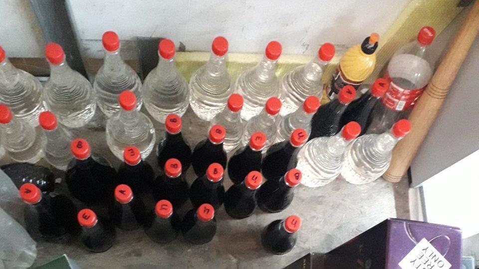 У Запоріжжі виготовляли алкогольний фальсифікат і продавали його на території області, – ФОТО