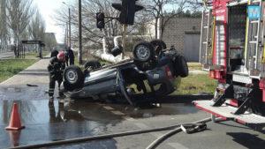 В Запорожской области произошло ДТП: двое людей пострадали, – ФОТО