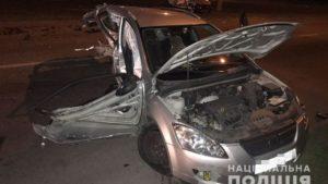 У Запоріжжі на Діагональній сталася смертельне ДТП: водій не поступився дорогою і загинув, – ФОТО