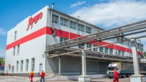 Запорізький завод по виробництву квасу почав виготовляти антисептики: їх будуть передавати в лікарні міста