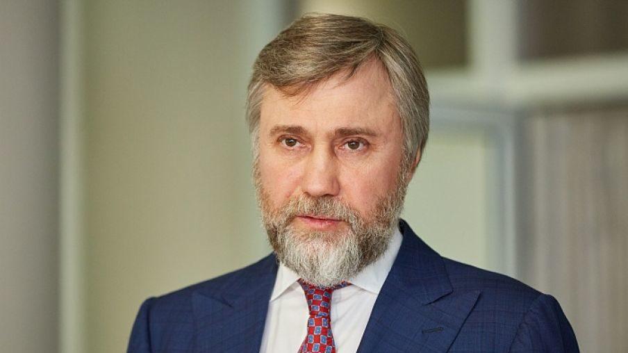 Помощь Фонда Вадима Новинского на борьбу с COVID-19 превысила 100 млн грн