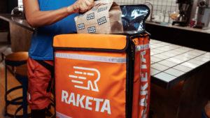 У Запоріжжі розпочав роботу сервіс доставки Raketa