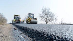 Как в Запорожской области за миллиард гривен строят новую трассу Васильевка-Бердянск, – ФОТОРЕПОРТАЖ