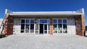Под Запорожьем в ОТГ за 10 миллионов «с нуля» строят современную амбулаторию семейной медицины, – ФОТОРЕПОРТАЖ