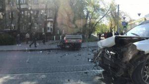 Поліція розповіла подробиці вранішньої ДТП на перехресті в центрі Запоріжжя